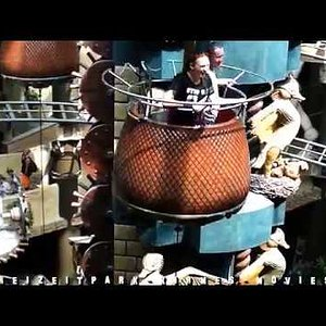 Freizeitpark Impressionen: Phantasialand Wuze Town Winjas Fear & Force - YouTube