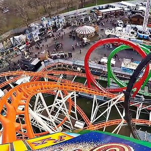 Olympia Looping - Barth (ONRIDE) Video Winter Wonderland London 2017/2018 - YouTube