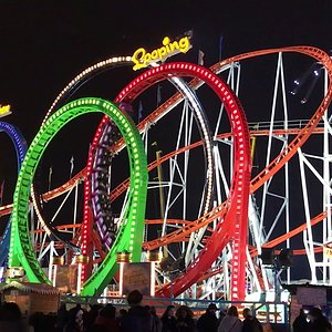 Olympia Looping - Barth (Offride) Video Winter Wonderland London 2017 - YouTube