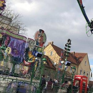 Jekyll & Hyde - Thelen (Offride) Video St. Petri Markt Versmold 2018