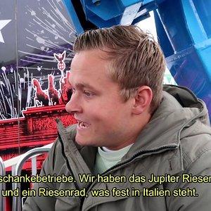 Kirmes Reportage: Europa Rad (Kipp) Interview auf dem Hochheimer Markt 2017