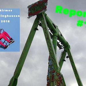 Palmkirmes Recklinghausen 2018 - Reportage by KirmesRider