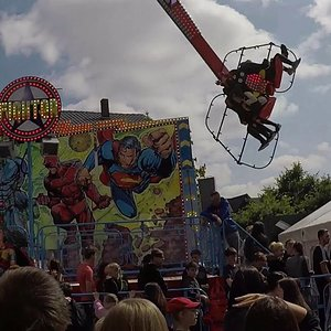 Fighter - Bruch - Offride / Pfingstkirmes Geldern 2018