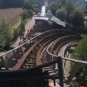 "El Toro,Coaster Freak ""106"""